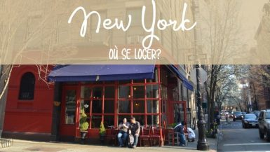 Où se loger à New York