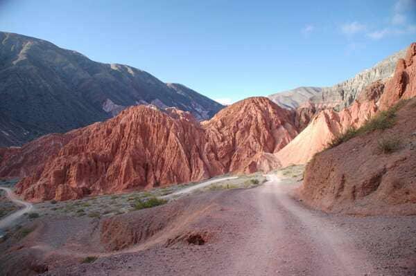 Salta routes Argentine