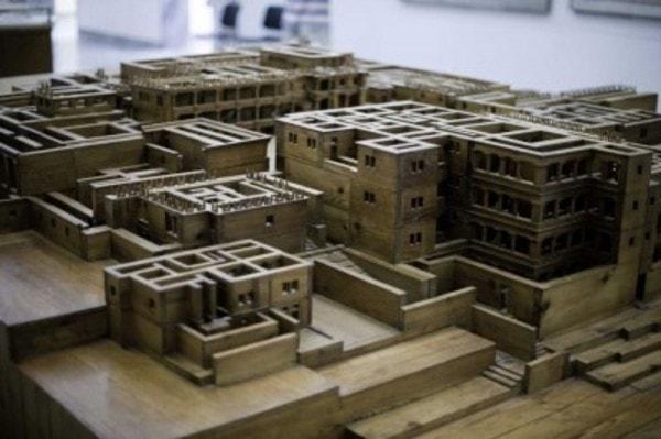 Labyrinthe Knossos de 1000 pièces