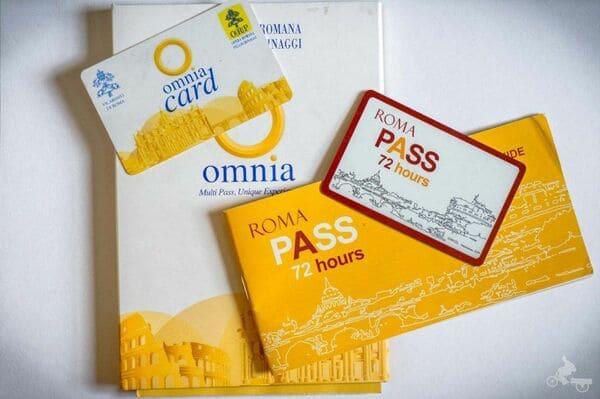 Omnia Pass Rome
