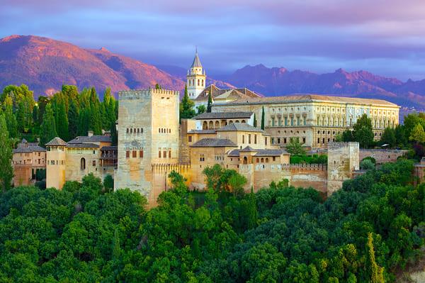 Alhambra paysage