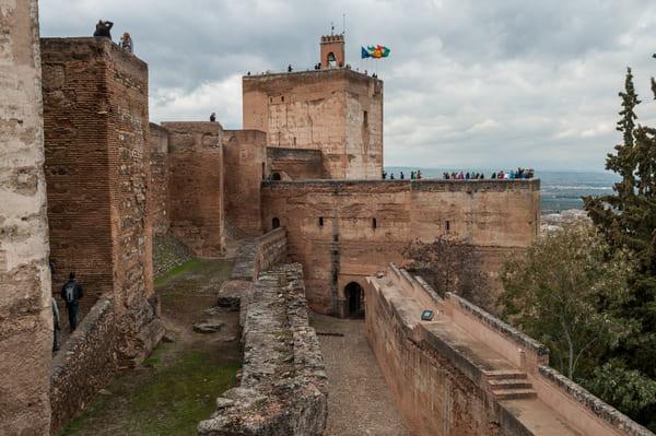 Tour de la Vela à l'Alhambra