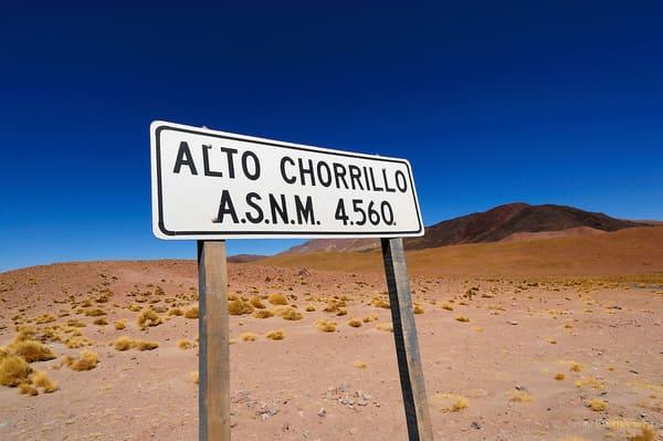 Mal aigu des montagnes argentine