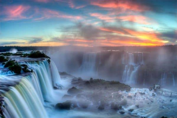 chutes argentine iguazu
