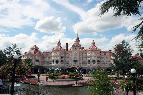 hotel parc Disney