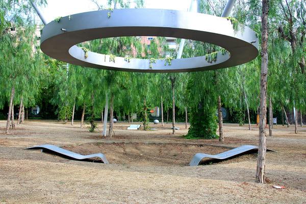 Parc du Poble Nou insolite