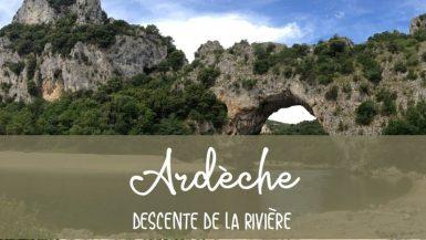 Descente de l'Ardèche