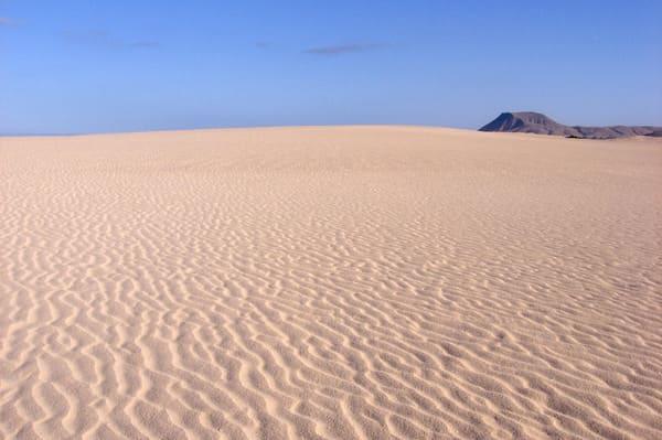 Dunes de sable Fuerteventura
