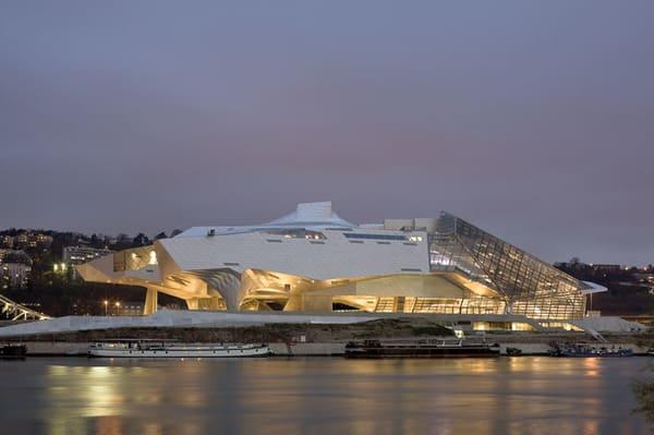 Confluence musée à Lyon