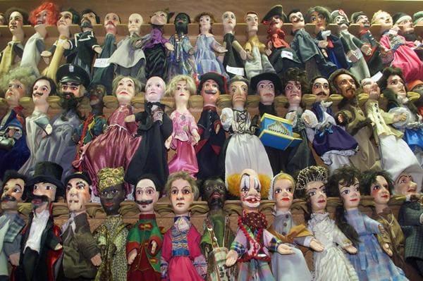 Marionnettes Guignol Brindas