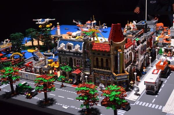 Exposition Lego miniature