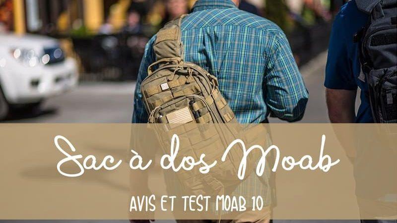 Avis sur le sac à dos Moab 10