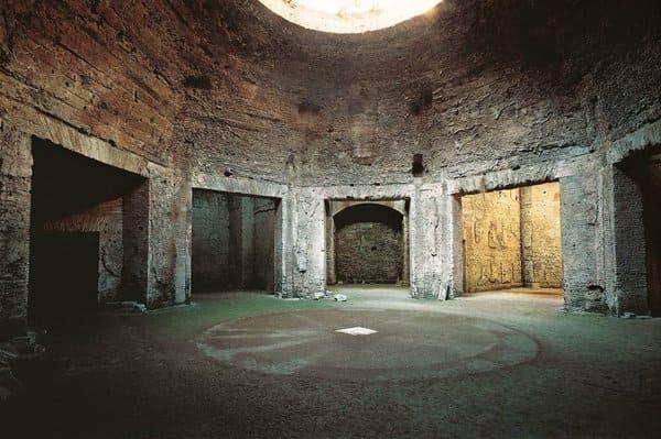 Visites sous sol Domus Aurea