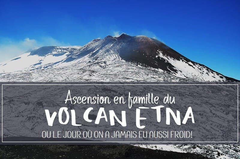 Excursion et visite Etna