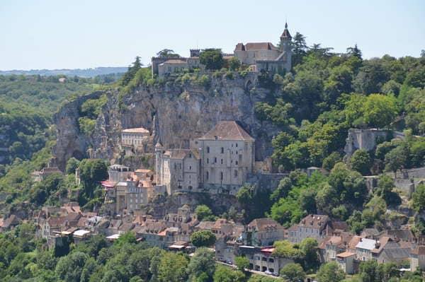 Village perché de Rocamadour