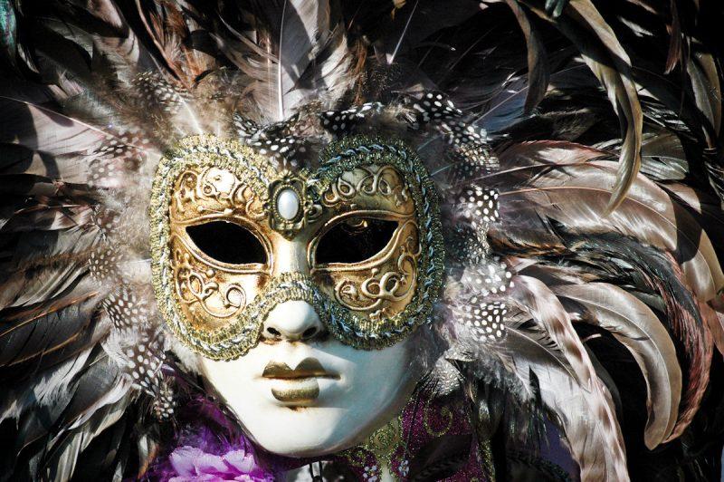 masque venitien de Venise