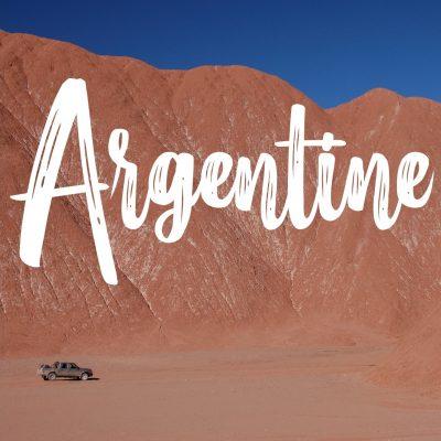 Budget pour un voyage en Argentine