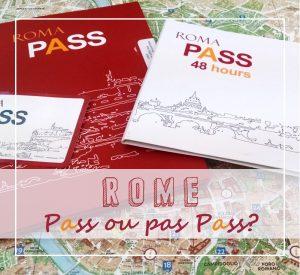 Infos pratiques sur la Roma Pass de Rome