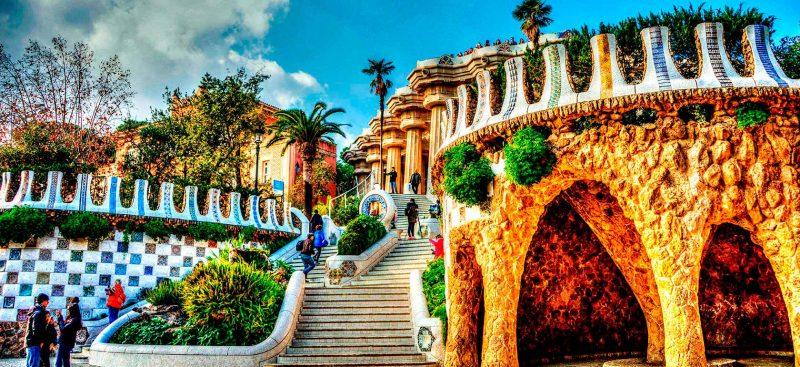 Carnet De Voyage Barcelone