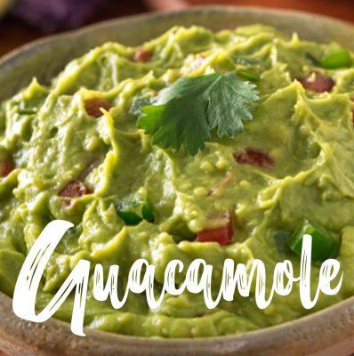 Recette de la guacamole du Mexique