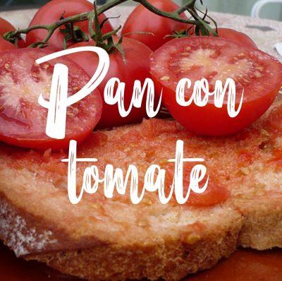 Recette du pan con tomate