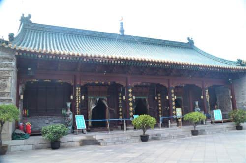 Mosquee en chine