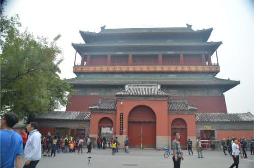 Tour des tambours Beijing