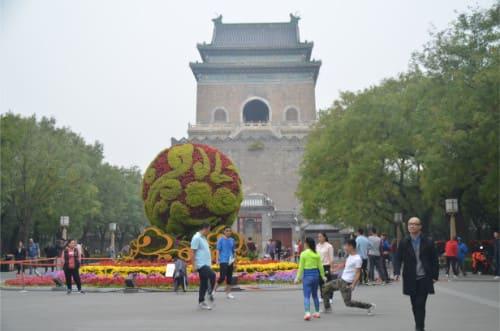 Tour de la cloche de Beijing