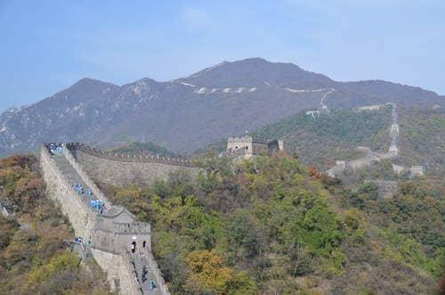 Muraille de Chine Beijing