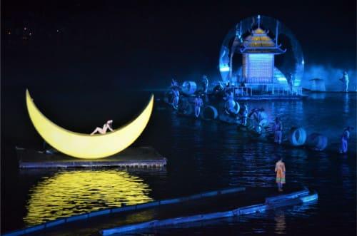 Spectacle de nuit à Yanghsuo
