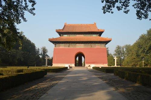 Voie sacrée Chine