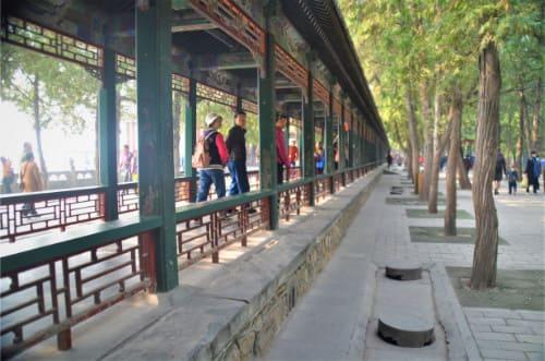 Temple d'été de Beijing