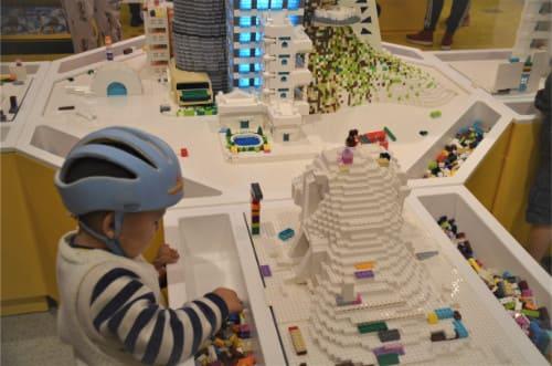 LegoStore Shanghai