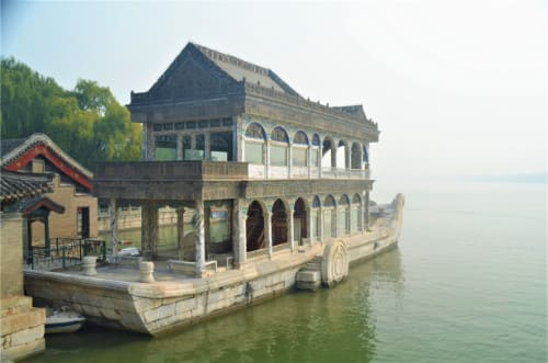 Marble Boat Summer palace