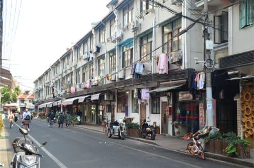quartier français Shanghai