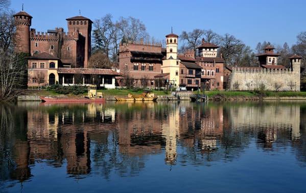 Borgo Medieval Torino