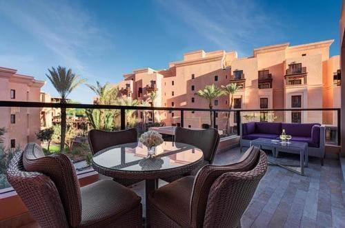 Extérieur hotel Mansour marrakech