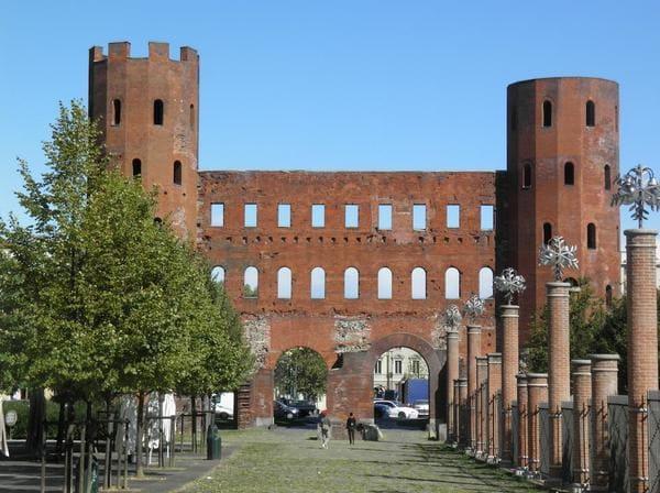 Quartier il Quadrilatero romano Turin