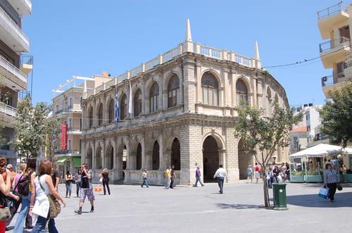Hotel de ville d'Heraklion