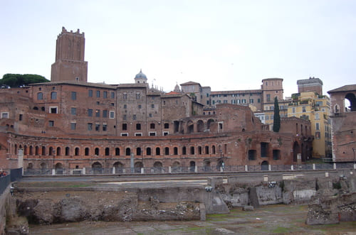Cesar Nerva Auguste à Rome