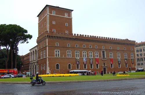Palais Venise à Rome