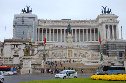 Victor Emmanuel II Rome