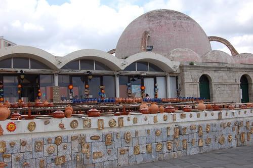 Mosquée à Chania