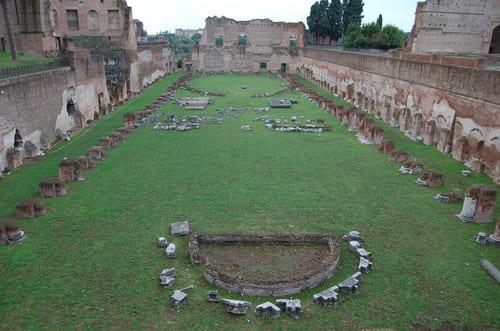 le Palatin Rome visite