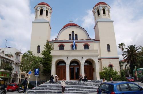 Visite eglise de Rethymnon