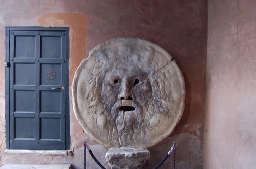 Bocca de la Verita Rome