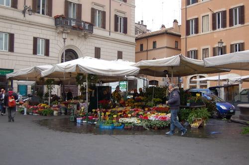 Marché Campo del Fiori