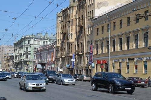Nevski Avenue