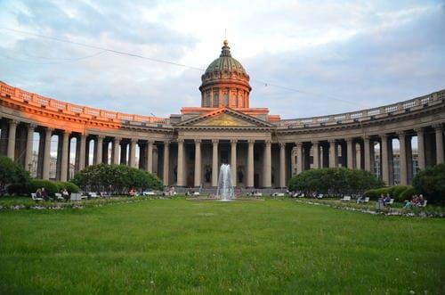Eglise notre dame de Kazan