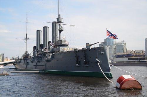 Croiseur Aurore Russie